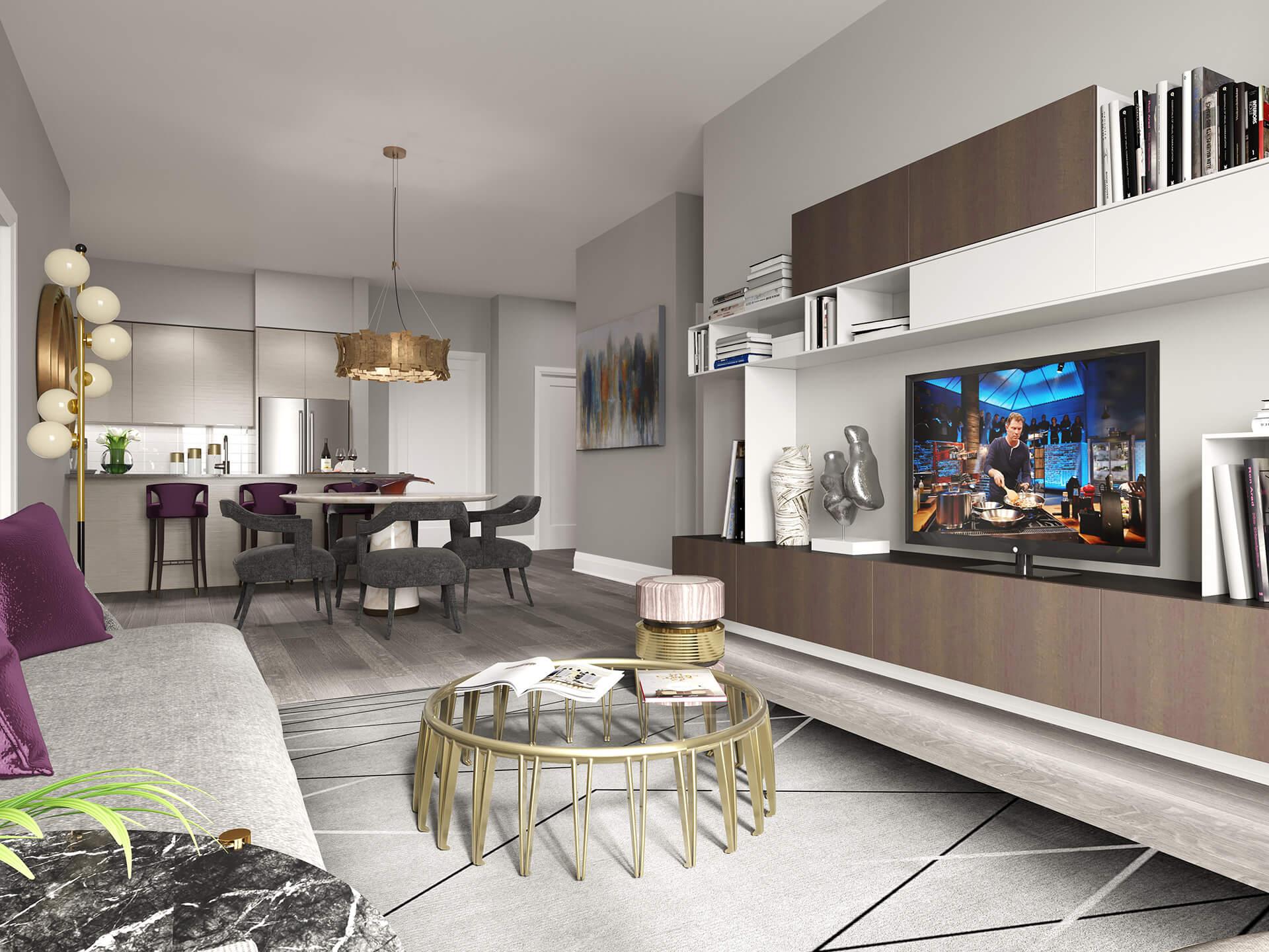Collingwood condominium development