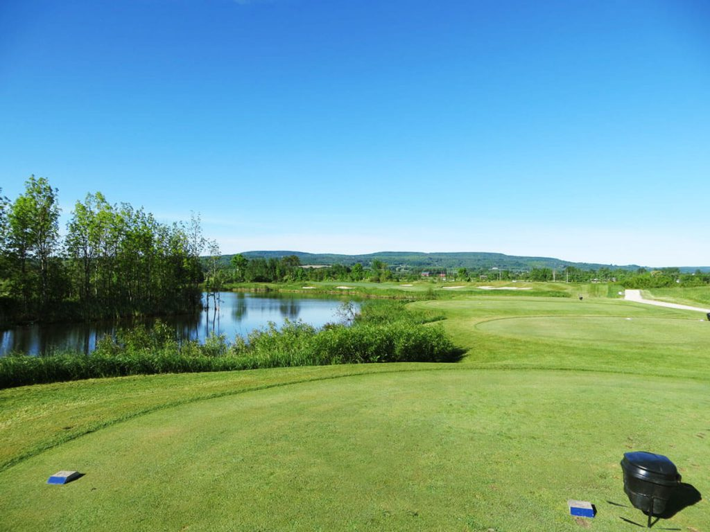 Batteaux Creek golf