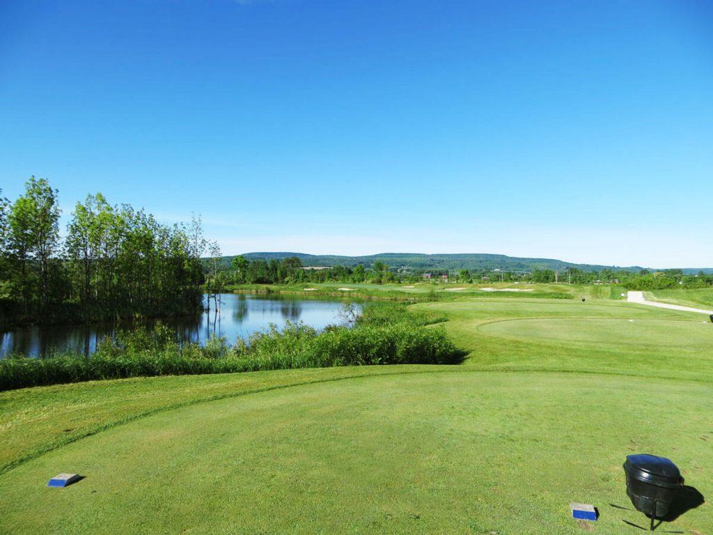 Batteaux Creek golf